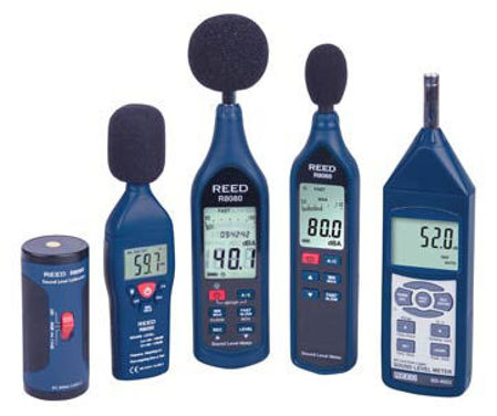 Picture for category Sound Meters
