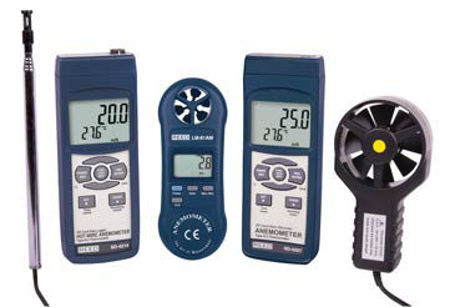 Picture for category Anemometers