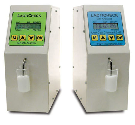Picture for category LactiCheck™ Milk Analyzers