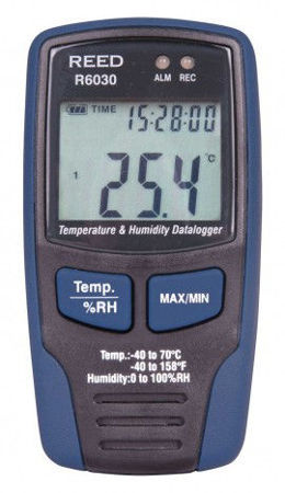 Picture for category Humidity Dataloggers