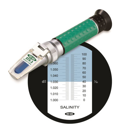 Picture for category Salinity Refractometers