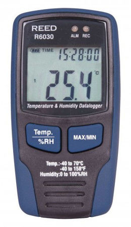 Picture for category Temperature Dataloggers