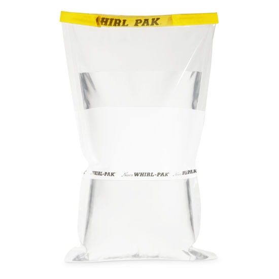 Picture of Whirl-Pak® Write-On Sterile Sampling Bags