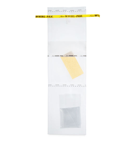 Picture of Dry Speci-Sponge® Bags - With Sterile Glove