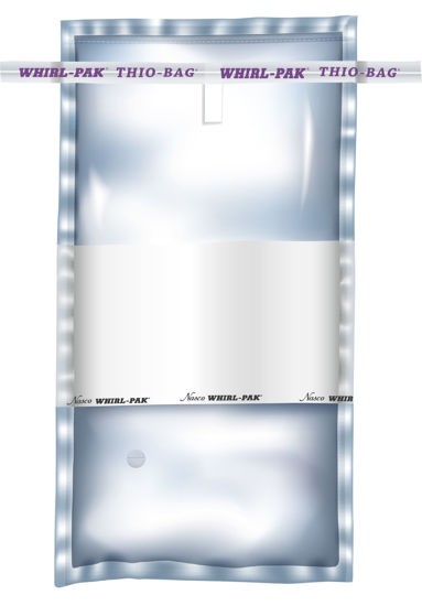 Picture of Whirl-Pak® Thio-Bags® Sterile Sampling Bags - B01254WA