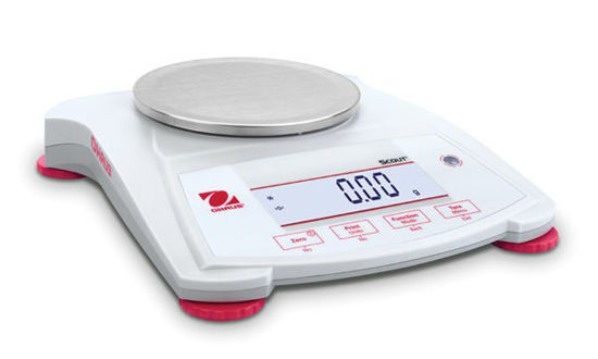Picture of Ohaus Scout® SPX Series Portable Balances - 30253021