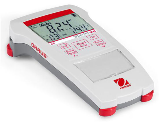 Picture of Ohaus Starter 300 Portable pH Meter - 83033962