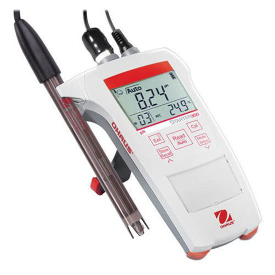 Picture of Ohaus Starter 300 Portable pH Meter - 83033961