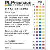 Picture of Precision Laboratories pH Test Strips - PH0114-3