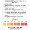 Picture of Precision Laboratories pH Test Strips - PH1013