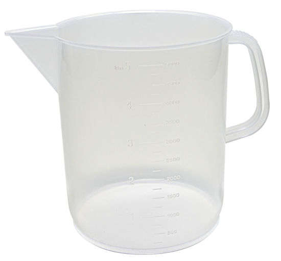 Picture of United Scientific Polypropylene Pitchers - 81105