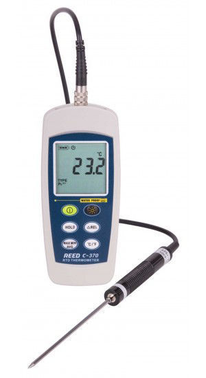 Picture of Reed C-370 RTD Thermometer