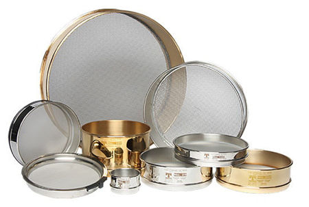 """Picture for category 12"""" Sieves"""