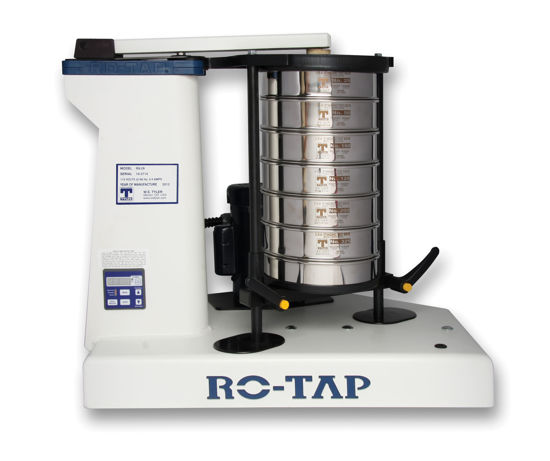 Picture of WS Tyler RO-TAP® RX-29 and RX-30 Sieve Shakers