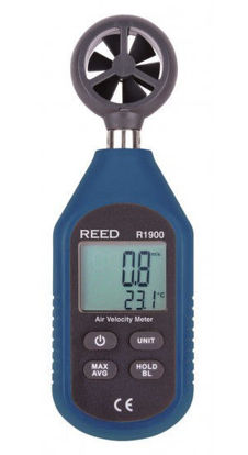 Picture of Reed R1900 Compact Air Velocity Meter - R1900