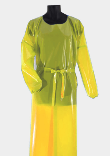 Picture of Endeavor Polyurethane Gowns - Y50GN