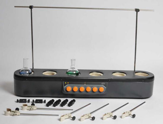 Picture of Glassco HM2000 Series Multi-Position Heating Mantles - HM6P2000-250