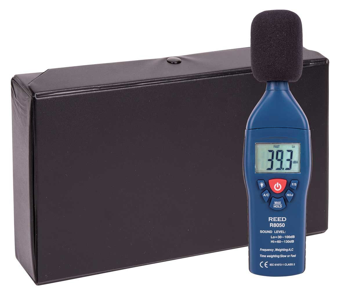 Picture of Reed R8050 Dual Range Sound Level Meter