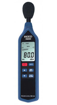 Picture of Reed R8060 Sound Level Meter with Bargraph