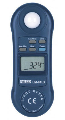 Picture of Reed LM-81LX Compact Light Meter