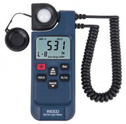 Picture of Reed R8140 LED Light Meter