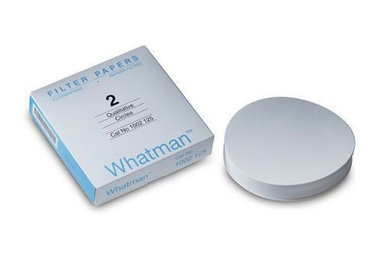 Picture of Whatman Grade 2 Qualitative Filter Papers - 1002-385