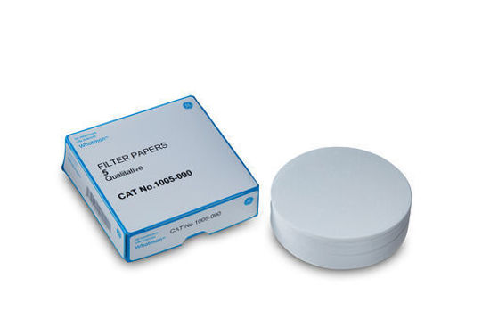 Picture of Whatman Grade 5 Qualitative Filter Papers - 1005-055
