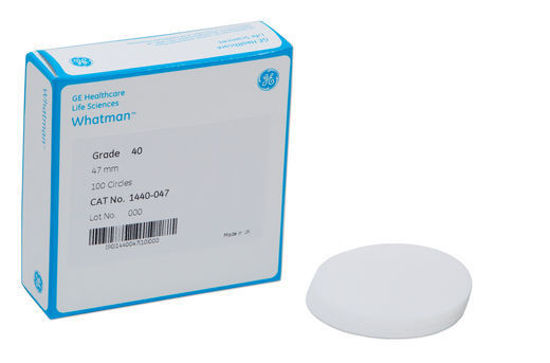Picture of Whatman Grade 40 Quantitative Ashless Filter Papers - 1440-090