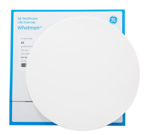 Picture of Whatman Grade 42 Quantitative Ashless Filter Papers - 1442-185