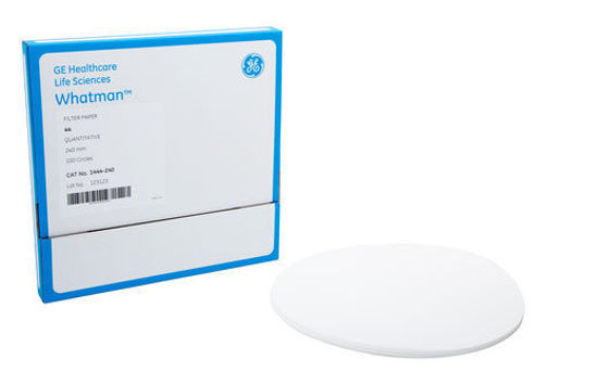 Picture of Whatman Grade 44 Quantitative Ashless Filter Papers - 1444-070