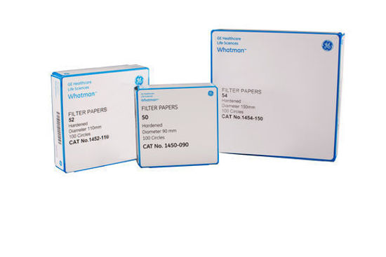 Picture of Whatman Grade 52 Quantitative Hardened Low Ash Filter Papers - 1452-110