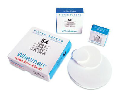 Picture of Whatman Grade 54 Quantitative Hardened Low Ash Filter Papers