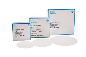 Picture of Whatman Grade 540 Quantitative Hardened Ashless Filter Papers