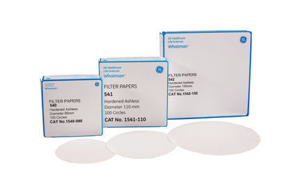 Picture of Whatman Grade 541 Quantitative Hardened Ashless Filter Papers