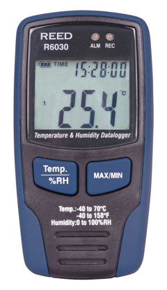 Picture of Reed R6030 Temperature/Humidity Datalogger
