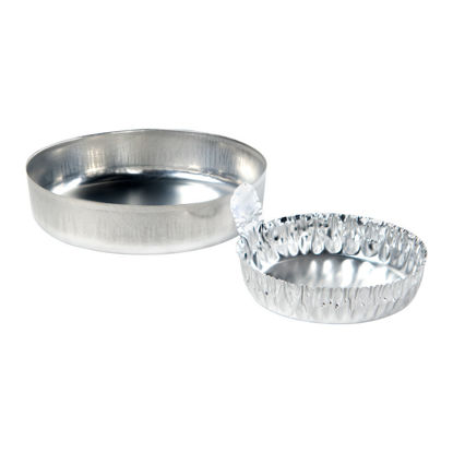 Picture of Round Aluminum Weighing Dishes