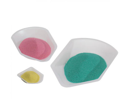 Picture of Pour Boat Antistatic Polystyrene Weighing Dishes