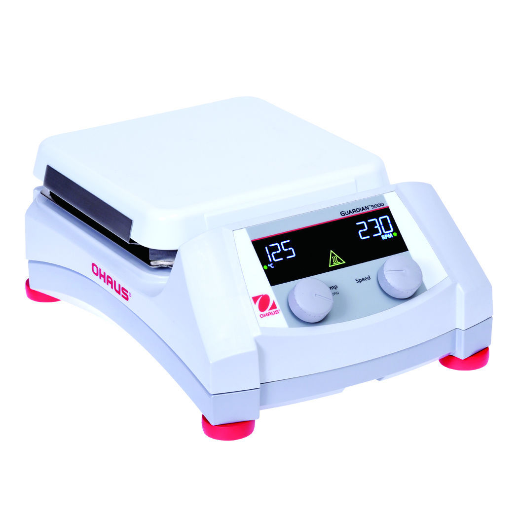 Picture of Ohaus Guardian™ 5000 Hotplate Stirrers