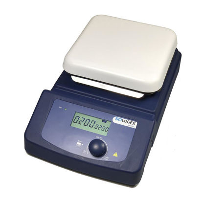 """Picture of Scilogex SCI6-Pro 5.5"""" x 5.5"""" LCD Digital Magnetic Stirrer"""