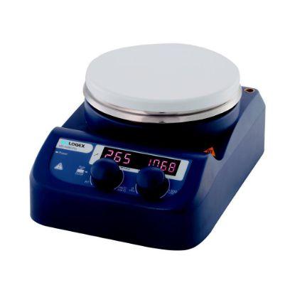 """Picture of Scilogex SCI280-Pro 5"""" LED Digital Hotplate Stirrer"""