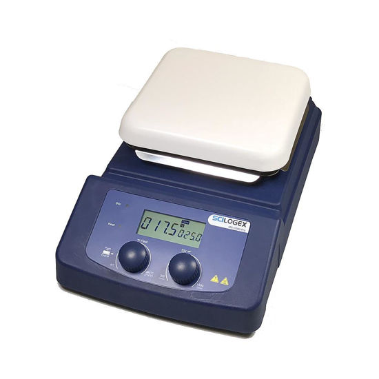 """Picture of Scilogex SCI380HS-Pro 5.5"""" x 5.5"""" LCD Digital Hotplate Stirrer"""