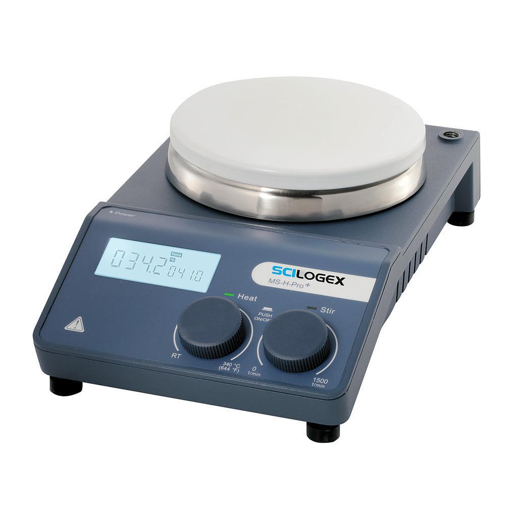 "Picture of Scilogex SCI340-Pro 5"" LCD Digital Hotplate Stirrer - 86144201"