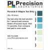Picture of Precision Laboratories Peroxide Test Strips - PER-100