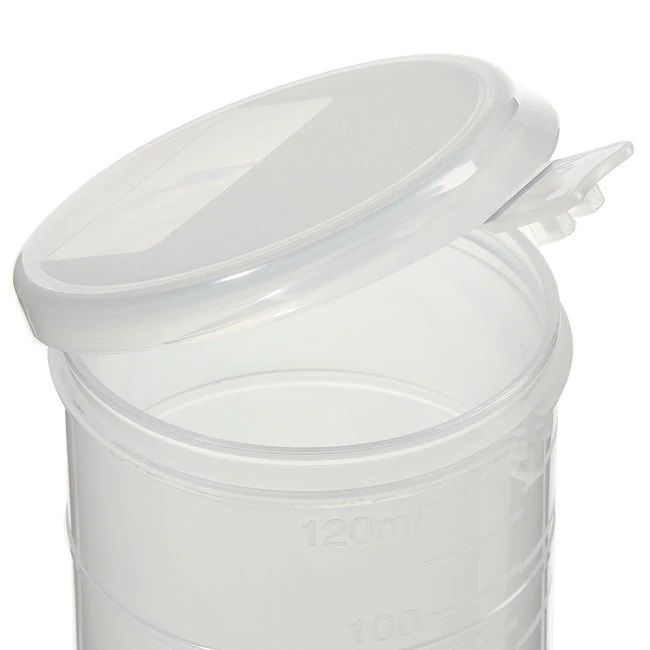Picture of Capitol Vial™ Sterile Flip-Top Specimen Containers - 04HPLS