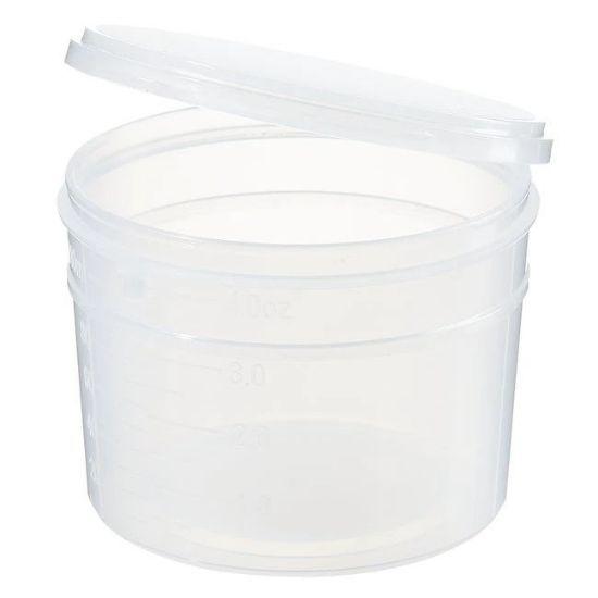 Picture of Capitol Vial™ Sterile Flip-Top Specimen Containers - 04LP