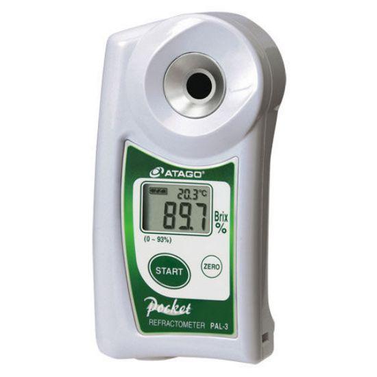 Picture of Atago PAL Handheld Digital Brix Refractometers - 3830