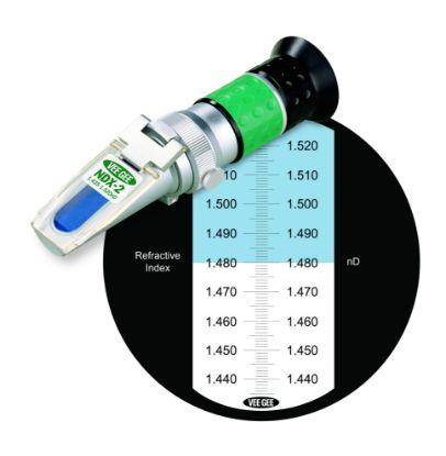 Picture of VeeGee Scientific X Series Handheld Analog Refractive Index Refractometers
