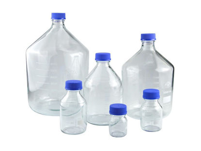 Picture of Simax® Glass Media/Storage Bottles