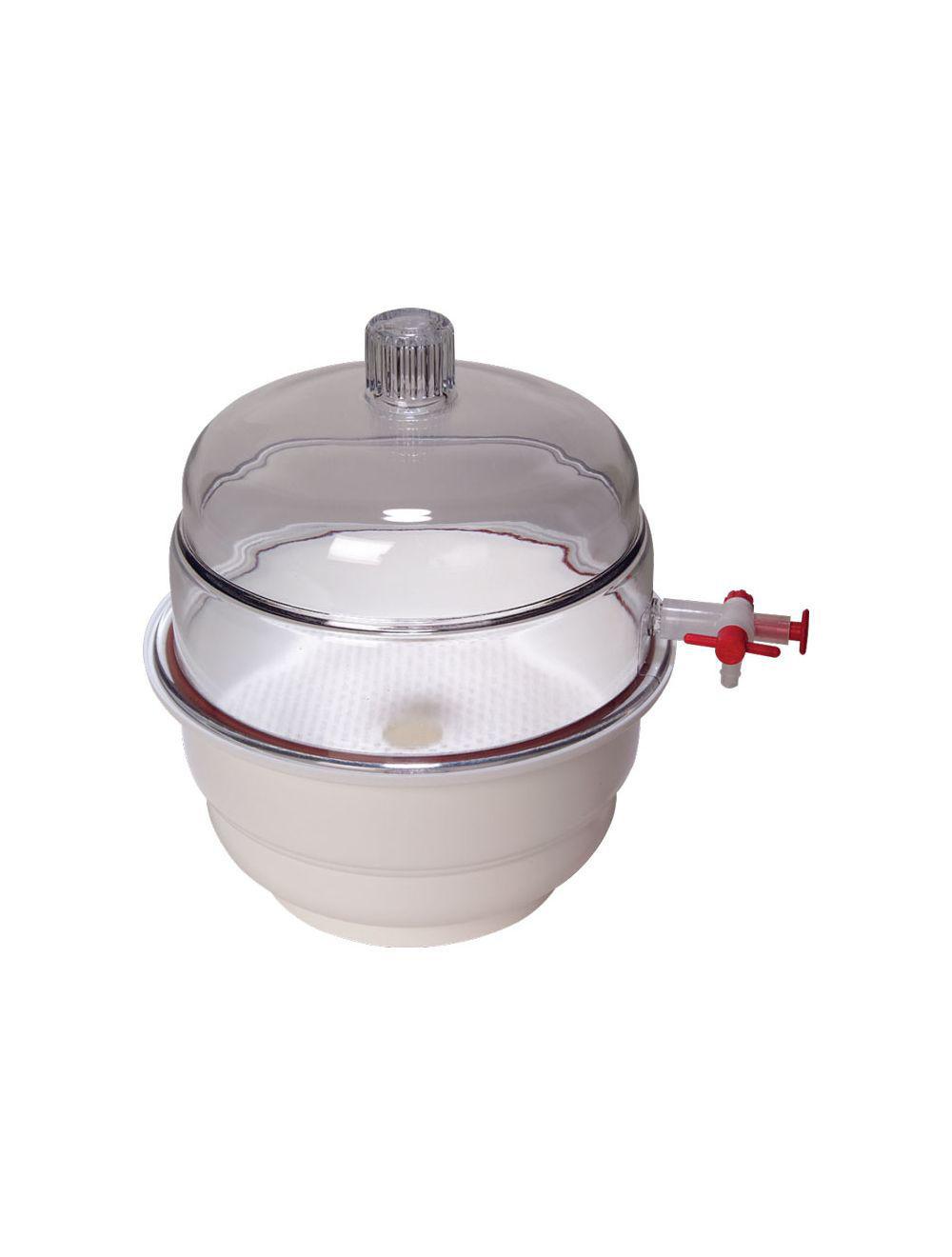 Picture of United Scientific Plastic Vacuum Desiccators
