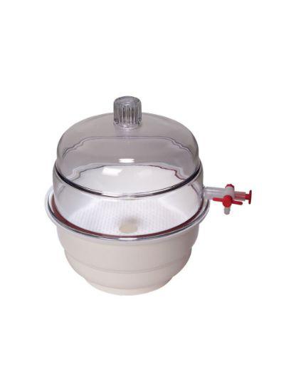 Picture of United Scientific Plastic Vacuum Desiccators - 55204